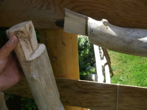 Notched joint