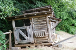 Moving the Goat Shed